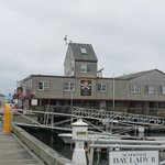 Whydah Museum on the pier