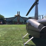 JamCo Helicopters Rochford Lunch