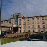 Foto de Holiday Inn Express Dallas East-Fair Park