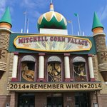 the famous corn palace