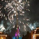 Wishes Fireworks  |  Magic Kingdom