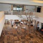 Lobby do hotel Tivoli Victoria-Algarve
