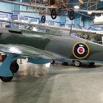 A Hawker Hurricane