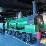 1866 0-6-0 Steam Locomotive