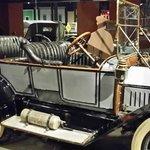1912 McLaughlin-Buick Touring Car (Like Chitty Chitty Bang Bang)