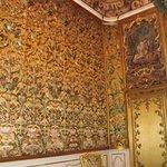 tapestry in Palazzo Mansi
