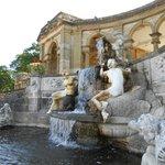 Jardines italianos en Hever Castle