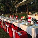Wedding Banquet Option