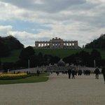 Ruinas Romanas en los Jardines del Palacio