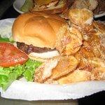 Our Burger & Sanddollars