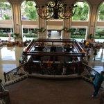 Main bar in the lobby