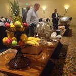 Conference food service is exceptional!
