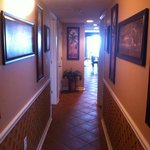 Hallway/Entry to Condo.