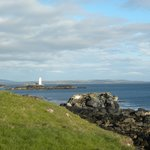 Inishbofin from the Doonmore