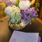 15th Wedding Anniversary flowers