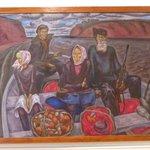 Viktor Popkov - September on the Mezen (1969-70)