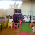 Kids club at Novotel Resort Phuket