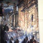 Jose Quilca Turpo's painting