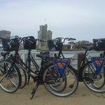 Des vélos confortables, une ville charmante, il ne manque que vous...