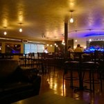 The upstairs bar cana lounge!