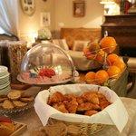 Buffet Breakfast, Petit Déjeuner Buffet