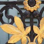 Detail of Balcony