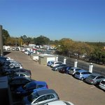 We have ample, free, access controlled parking
