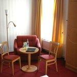Zimmer/ Sitzecke