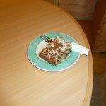 Norton Rooms - delicious Norfolk shortcake