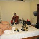 Hotel Supreme,  Rameswaram-DELUXE A/C ROOM