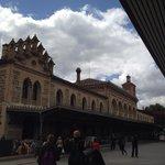 Gare de Tolède