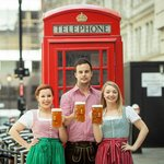 Welcome to London´s Authentic Munich Beer Hall!