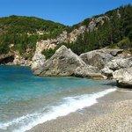 Пляж Gefyra