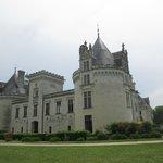 the Chateau de Breze