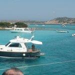 Eaux des îles de la Maddalena