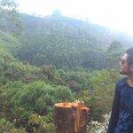 fantastic view at top hill machu ksd