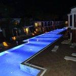 zwembadje aan de kamer