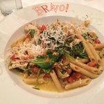 Chicken & Veggie Pasta