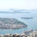 Dubrovnik islands