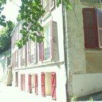 Chambres avec vue sur la Creuse.