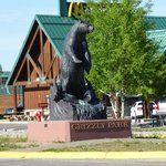 Grizzly Park nelle vicinanze Information Center