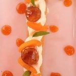 st honoré amande abricot pistache... hummm