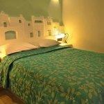 Porto Klaras Studios & Apartments - Υπνοδωμάτιο
