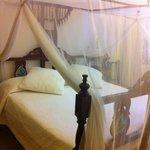 Camera da letto matrimoniale.