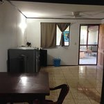 downstair studio kitchen