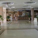 main reception area-check in