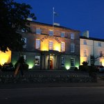 Celtic Royal Hotel - night exterior