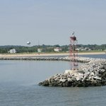 Breakwater at Lewes, DE