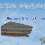 Blueberry & White Chocolate