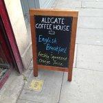 Aldgate Coffee House